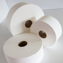 Centrefeed Rolls, couch rolls, industrial rolls